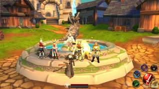 AdventureQuest 3D screenshots (4)