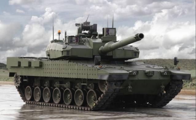Altay tank photo 1
