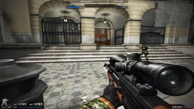 Combat Arms Silent Square shot 1