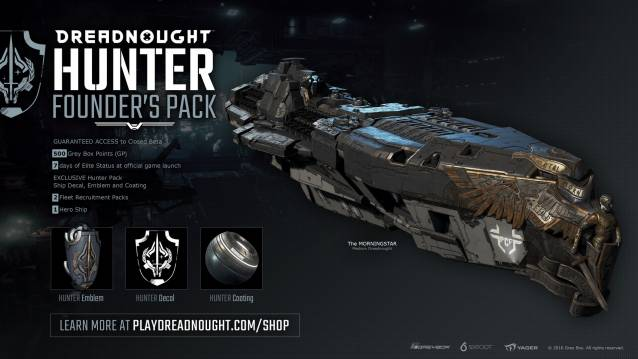 Dreadnought founder packs images 1