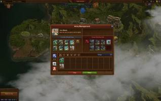 Forge of Empires Guild expedition screenshot 1