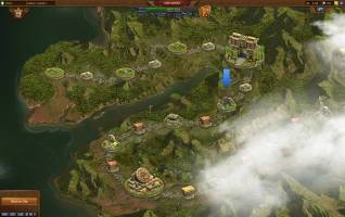 Forge of Empires Guild expedition screenshot 2