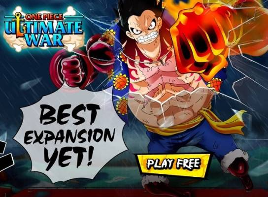 One Piece Ultimate War image