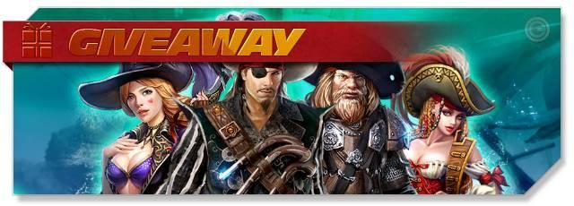 Pirate World - Giveaway headlogo - EN