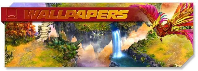 Thundercall - Wallpapers headlogo - EN