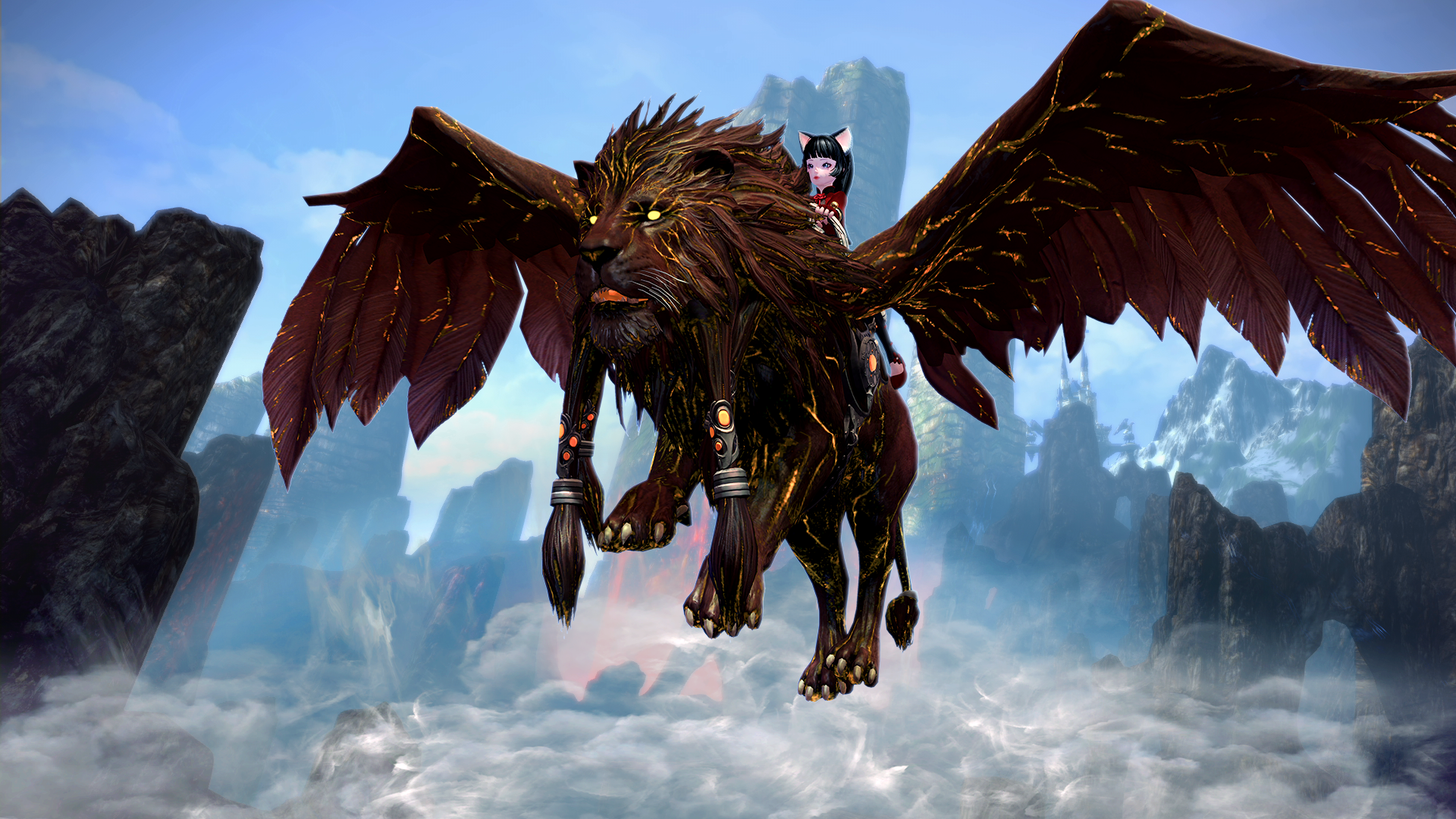 TERA 7-Day Flying Mount Giveaway
