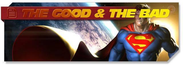 DC Universe Online - Good & Bad headlogo - EN
