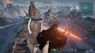 Dreadnought Review screenshots f2p 5