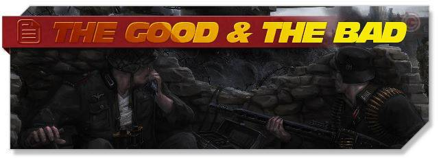 Heroes & Generals: The Good & The Bad