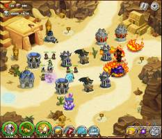 Kingdom Invasion Tower Tactics screenshot 2