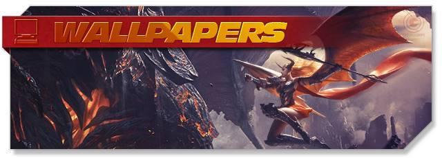 League of Angels 2 - Wallpapers headlogo - EN
