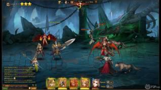 League of Angels 2 screenshots 1