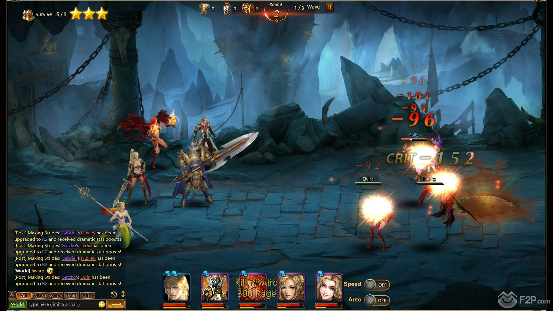First Impressions On League Of Angels 2 Review Leage Of Angels 2