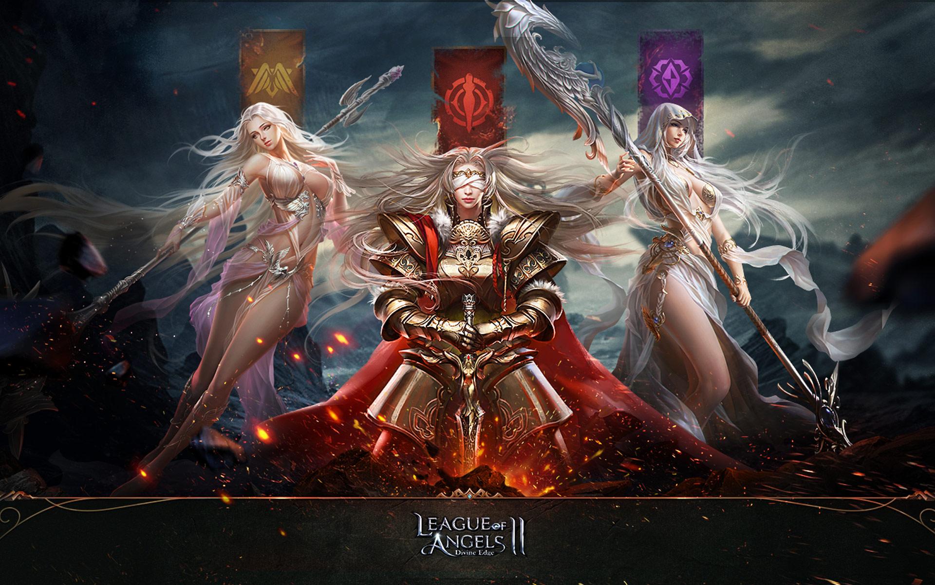 League Of Angels Ii Wallpapers Screenshots Videos Reviews