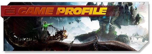 Riders of Icarus - Game Profile headlogo - EN