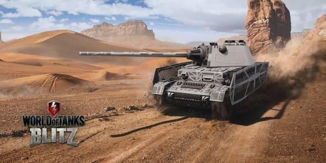 World of Tanks Blitz 2.9 update screenshots (2)