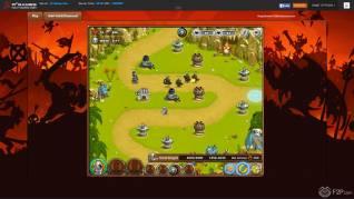 Kingdom Invasion Tower Tactics review screenshots f2p 1