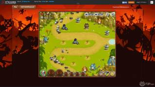 Kingdom Invasion Tower Tactics review screenshots f2p 2