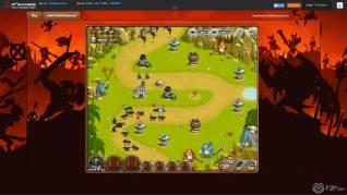 Kingdom Invasion Tower Tactics review screenshots f2p 3