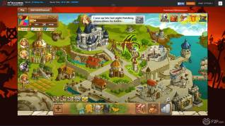 Kingdom Invasion Tower Tactics review screenshots f2p 4