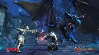 Neverwinter PS4 announcement screenshots 1