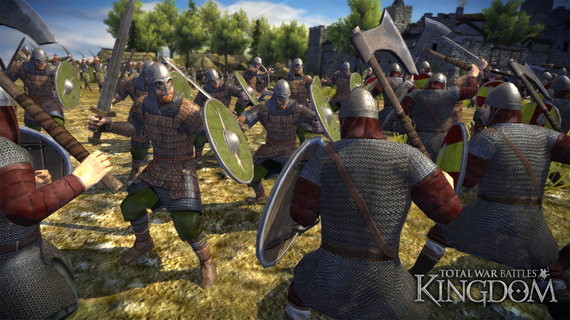 Kingdoms At War Best Build