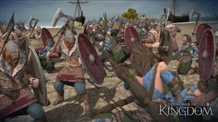 Total War Battles Kingdom vikings screenshot 2