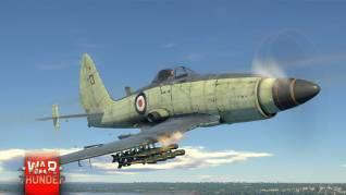 War Thunder Flaming Arrows update shot (7)