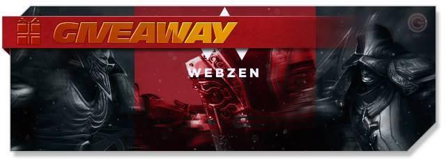 Webzen Summer Giveaway headlogo - EN