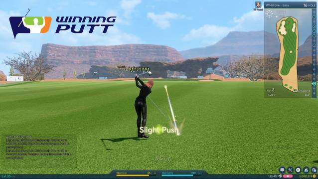 Winning Putt update shot (2)
