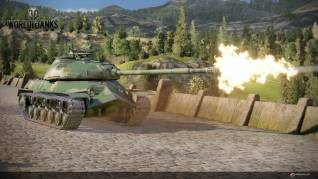 World of Tanks PS4 Chinese tanks shot 3