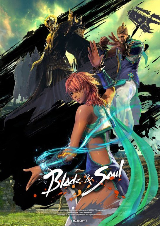 blade soul fighter