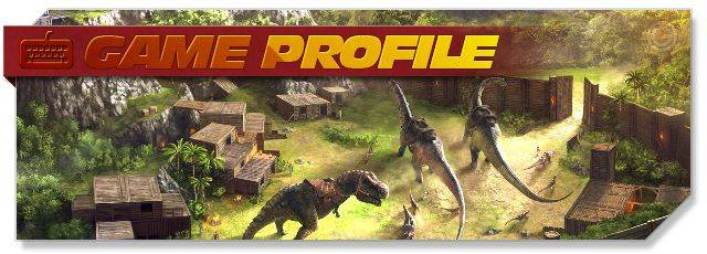 ARK Survival of the Fittest - Game profile headlogo - EN