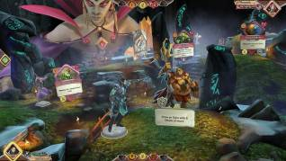 Chronicles RuneScape Legends Morvran shot 4