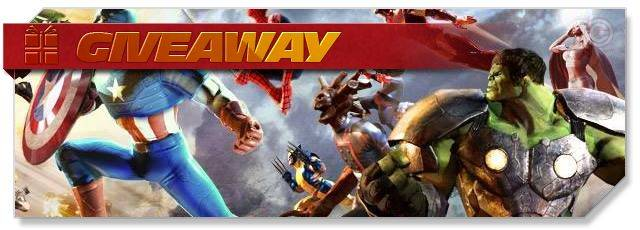 Marvel Heroes - Giveaway headlogo - EN