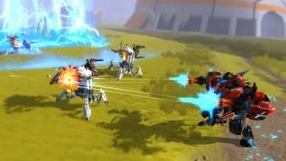 Robocraft shredzone shot 1