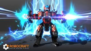 Robocraft shredzone shot 2