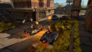 Tanki X gameplay screenshots f2p 2