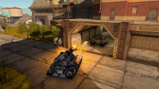 Tanki X gameplay screenshots f2p 5