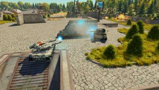 Tanki X gameplay screenshots f2p 7