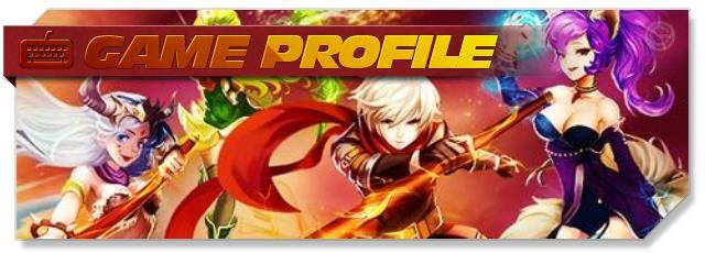 Crystal Saga II - Game Profile headlogo - EN