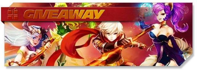 Crystal Saga II - Giveaway headlogo - EN
