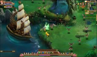 Crystal Saga II screenshot 1