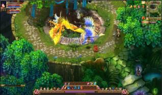 Crystal Saga II screenshot 2