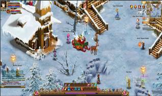 Crystal Saga II screenshot 3