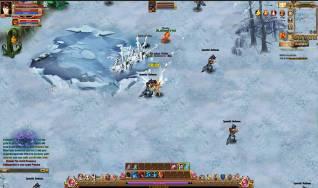 Crystal Saga II screenshot 6