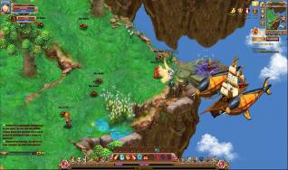 Crystal Saga II screenshot 7