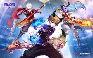 Crystal Saga II wallpaper (1)