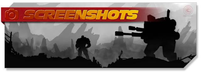 Dropzone - Screenshots headlogo - EN