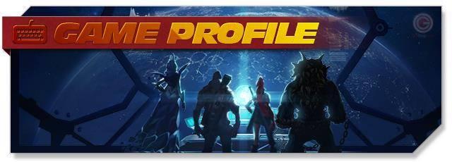 Master X Master - Game Profile headlogo - EN